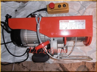 Таль электрическая РА500/1000кг